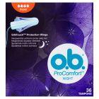 O.B. ProComfort Night Super Tampony 36 sztuk