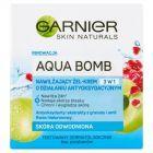 Garnier Aqua Bomb Nawilżający żel-krem 3 w 1 o działaniu antyoksydacyjnym 50 ml