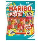 Haribo Fizz Żelki owocowe kostki 100 g