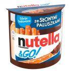 Nutella & Go Krem do smarowania z orzechami laskowymi i kakao oraz chrupiące paluszki 54 g