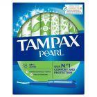 Tampax Pearl Super Tampony zaplikatorem, 18 sztuk