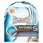 Wilkinson Sword Hydro Connect 5 Wkłady do maszynki 2 sztuki