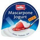 Müller Mascarpone Jogurt truskawka 130 g
