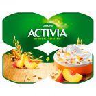 Danone Activia Brzoskwinia musli Jogurt 480 g (4 sztuki)