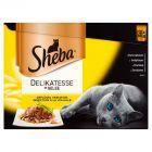 Sheba Delikatesse in Gelee Karma pełnoporcjowa 1,02 kg (12 saszetek)