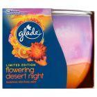 Glade Flowering Desert Night Świeca 120 g