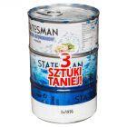Statesman Tuńczyk rozdrobniony w wodzie 3 x 185 g