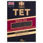 TET Royal Tea Herbata czarna liściasta 85 g