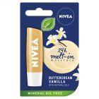 NIVEA Vanilla Buttercream Pielęgnująca pomadka do ust 4,8 g