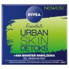 NIVEA Essentials Urban Skin Detoks Żel-krem na noc 50 ml