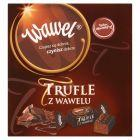 Wawel Trufle z Wawelu Cukierki o smaku rumowym w czekoladzie 300 g