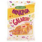 Hellena Oranżada Galaretki o smaku oranżady białe 160 g