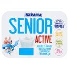 Bakoma Senior Active Jogurt o smaku naturalnym z wapniem i witaminą D 130 g