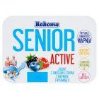 Bakoma Senior Active Jogurt z owocami leśnymi z wapniem i witaminą D 130 g