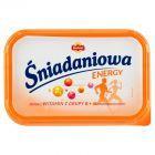 Bielmar Śniadaniowa Energy Margaryna o zmniejszonej zawartości tłuszczu 400 g