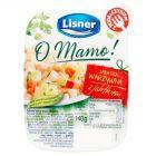 Lisner O Mamo! Sałatka warzywna z jabłkiem 140 g