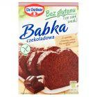 Dr. Oetker Babka bez glutenu czekoladowa 393 g