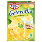 Dr. Oetker Galaretka o smaku bananowym 77 g