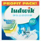 Ludwik Classic Tabletki do zmywarek 1,2 kg (60 sztuk)