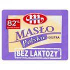 Mlekovita Masło Polskie ekstra bez laktozy 82% 200 g