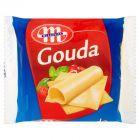 Mlekovita Gouda Ser topiony w plastrach 130 g (8 plasterków)