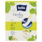 Bella Herbs Panty Tilia Wkładki higieniczne 60 sztuk