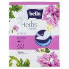 Bella Herbs Panty Verbena Wkładki higieniczne 60 sztuk