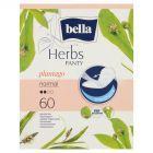 Bella Herbs Panty Plantago Wkładki higieniczne 60 sztuk