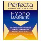 Perfecta Hydro Magnetic Intensywne nawilżenie kojenie odżywienie Krem na dzień i na noc 50 ml