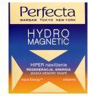 Perfecta Hydro Magnetic Hiper nawilżenie regeneracja energia Maska memory shape 50 ml