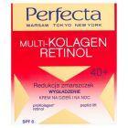 Perfecta Multi-Kolagen Retinol 40+ Wygładzenie Krem na dzień i na noc 50 ml