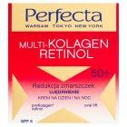 Perfecta Multi-Kolagen Retinol 50+ Ujędrnienie Krem na dzień i na noc 50 ml