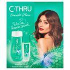 C-Thru Emerald Shine Zestaw kosmetyków