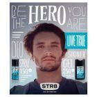 STR8 Body Refresh Live True Zestaw kosmetyków