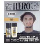 STR8 Hero Zestaw kosmetyków