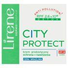 Lirene City Protect Krem prebiotyczny ochrona + nawilżenie na dzień 50 ml