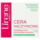 Lirene Cera Naczynkowa Nawilżający krem wzmacniający naczynka na dzień 50 ml