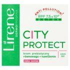 Lirene City Protect Krem prebiotyczny równowaga + nawilżenie na dzień i na noc 50 ml