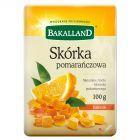 Bakalland Skórka pomarańczowa 100 g