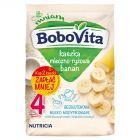 BoboVita Kaszka mleczno-ryżowa banan po 4 miesiącu 2 x 230 g