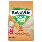 BoboVita Porcja Zbóż Kaszka bezmleczna 7 zbóż zbożowo-jaglana po 8 miesiącu 170 g