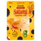 Serenada Ser żółty Salami z pieprzem i chili 135 g
