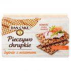 Dan Cake Pieczywo chrupkie żytnie z sezamem 250 g