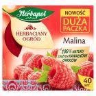 Herbapol Herbaciany Ogród Herbatka owocowo-ziołowa malina 108 g (40 x 2,7 g)