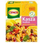 Cenos Kasza kuskus pełnoziarnisty 250 g (2 x 125 g)
