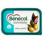 Benecol z oliwą z oliwek Tłuszcz do smarowania z dodatkiem stanoli roślinnych 400 g