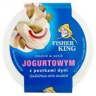 Fisher King Śledzik w sosie jogurtowym z pestkami dyni 230 g