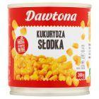 Dawtona Kukurydza słodka 200 g