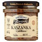 Spichlerz Rusiecki Kaszanka starosty z jabłkiem 280 g
