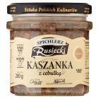 Spichlerz Rusiecki Kaszanka wojewody z cebulką 280 g
